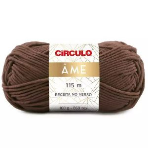 FIO AME COR 854 CHOCOLATE 100 GR