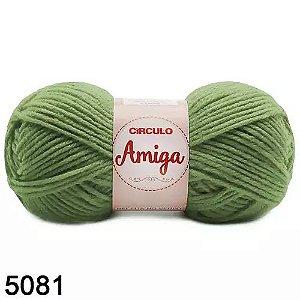 FIO AMIGA 100 GR COR 5081 ALCAPARRA