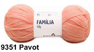 FIO FAMILIA 40 GR COR 9351 PAVOT PINGOUIN