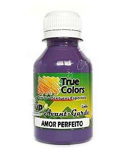 Tinta PVA Fosca True Colors avant-garde Amor Perfeito 100 ml