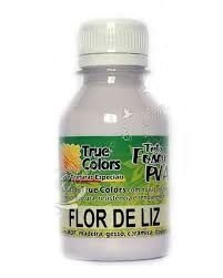 Tinta PVA Fosca True Colors Flôr de Liz 100 ml