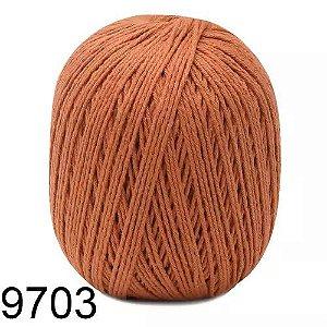 BARBANTE ATELIE NATUREZA 200 GR COR 9703 COLORAL