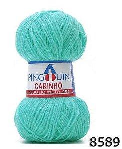 FIO CARINHO PINGOUIN COR 8589 NAPOLES 40 G