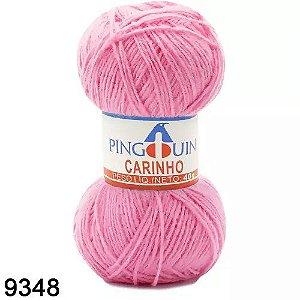 FIO CARINHO PINGOUIN COR 9348 IOGURTE 40 G