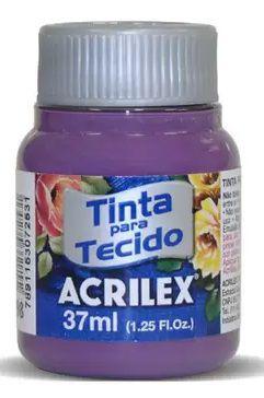 TINTA PARA TECIDO ACRILEX AMORA 37 ML