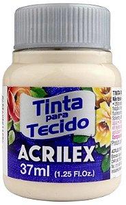 TINTA PARA TECIDO ACRILEX AREIA 37 ML