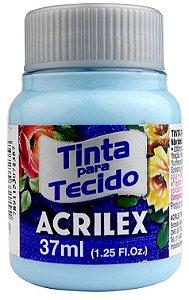 TINTA PARA TECIDO ACRILEX AZUL HORTENSIA 37 ML