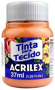 TINTA PARA TECIDO ACRILEX CASTANHO CLARO 37 ML