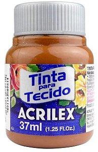 TINTA PARA TECIDO ACRILEX CHOCOLATE 37 ML