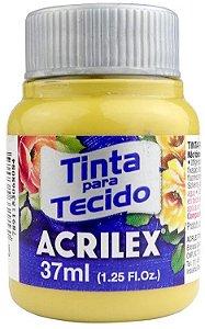 TINTA PARA TECIDO ACRILEX MOSTARDA 37 ML