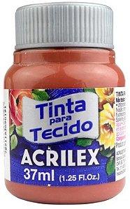 TINTA PARA TECIDO ACRILEX ROSA ANTIGO 37 ML