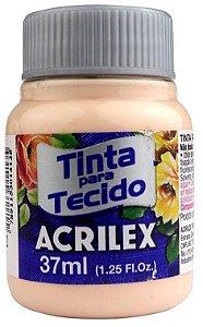 TINTA PARA TECIDO ACRILEX SALMAO BEBE 37 ML