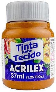 TINTA PARA TECIDO ACRILEX SIENA NATURAL/FUME 37 ML