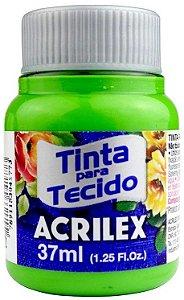 TINTA PARA TECIDO ACRILEX VERDE ABACATE 37 ML