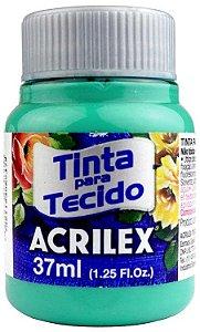 TINTA PARA TECIDO ACRILEX VERDE COUNTRY 37 ML
