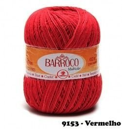 Barbante Barroco Multicolor 226 mts 200 g - Cor 9153
