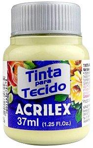 TINTA PARA TECIDO ACRILEX VERDE MUSGO CLARO 37 ML