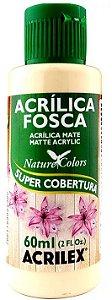 TINTA ACRILICA FOSCA AREIA NAT. COLORS 60 ML ACRILEX