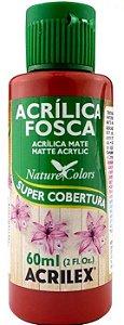 TINTA ACRILICA FOSCA CERAMICA NAT. COLORS 60 ML ACRILEX