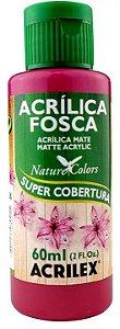 TINTA ACRILICA FOSCA FUCHSIA NAT. COLORS 60 ML ACRILEX