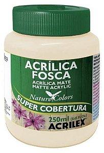 TINTA ACRILICA FOSCA MINERAL 250 ML ACRILEX