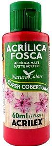 TINTA ACRILICA FOSCA ROMÃ NAT. COLORS 60 ML ACRILEX