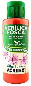 TINTA ACRILICA FOSCA TELHA NAT. COLORS 60 ML ACRILEX