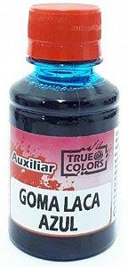 GOMA LACA AZUL TRUE COLORS 100 ML