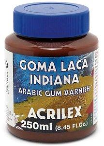 GOMA LACA INDIANA 250 ML ACRILEX