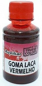 GOMA LACA VERMELHO TRUE COLORS 100 ML