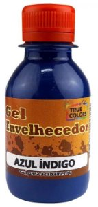 GEL ENVELHECEDOR TRUE COLORS AZUL INDICO 100 ML