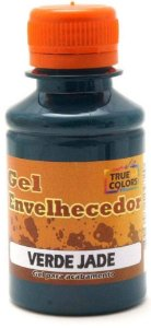GEL ENVELHECEDOR TRUE COLORS VERDE JADE 100 ML