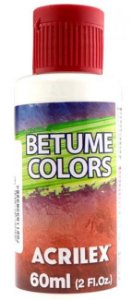 BETUME COLORS 519 BRANCO 60ML ACRILEX