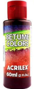 BETUME COLORS 957 BLACK GRAPE 60ML ACRILEX