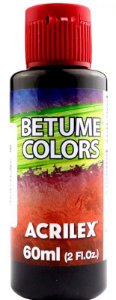 BETUME COLORS ACRILEX 60ML 958 MAHOGANY