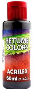 BETUME COLORS GRAFITE 60ML ACRILEX