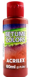BETUME COLORS PEROBA 60ML ACRILEX