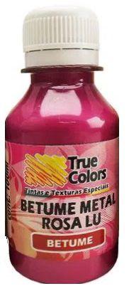 BETUME METAL ROSA LU TRUE COLORS 100 ML