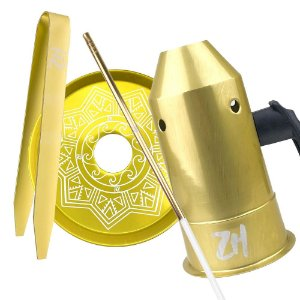 Kit Acessórios para Narguile - Dourado KIT16