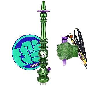 Kit Stem Narguile Sultan Mani Heróis Hulk