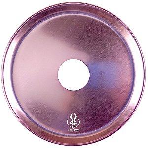 Prato Anubis P 18cm - Rosê