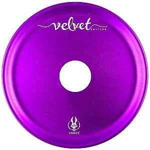 Prato Anubis P 18cm Velvet - Rosa