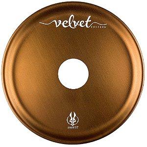 Prato Anubis P 18cm Velvet - Bronze