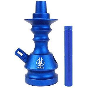 Stem Narguile Anubis Little Monster Velvet -  Azul Escuro