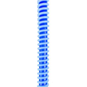 Silicone Refil ZH Helix - Azul com Azul Claro