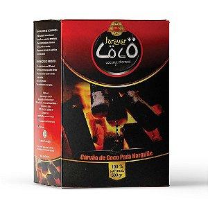 Carvão Forever Coco Grosso 500g