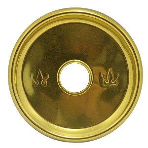 Prato Hookah King Royal - Escolha a Cor