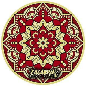 "Tapete Zagabria Hookah ""Mandala"""