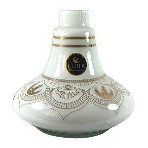 Vaso Luna Mini Drop Milunka Gold - Escolha a Cor