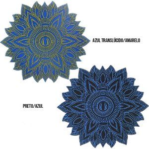 Tapete Union Bowl Mandala - Escolha a Cor